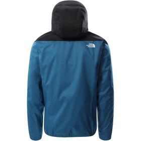 The North Face Quest Zip-In Jacket Men, moroccan blue/TNF black